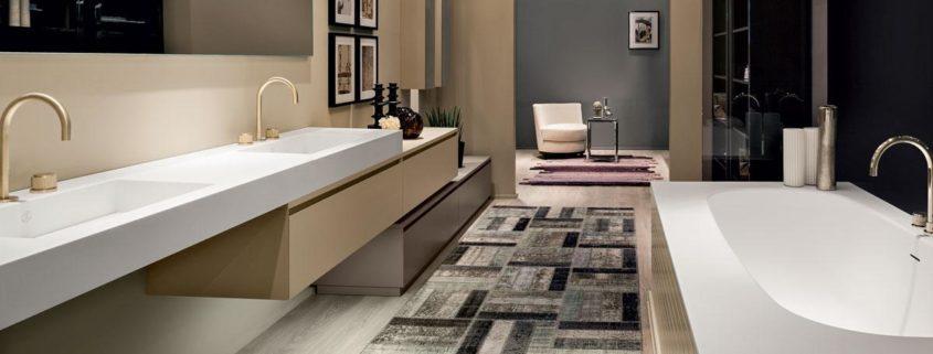 MANHATTAN InDesign Showroom London Kitchens Bathrooms - Bathroom showrooms manhattan