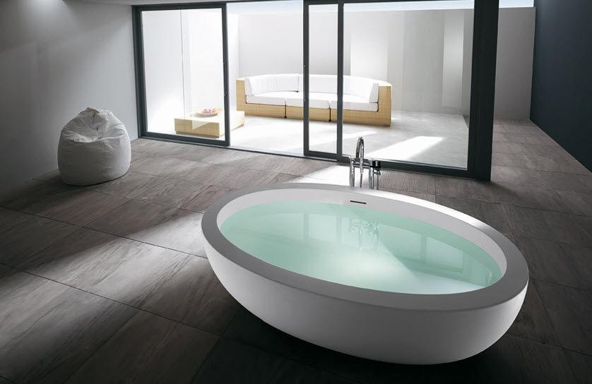 Bath Tubs & Freestanding Baths - InDesign Showroom London | Bathroom