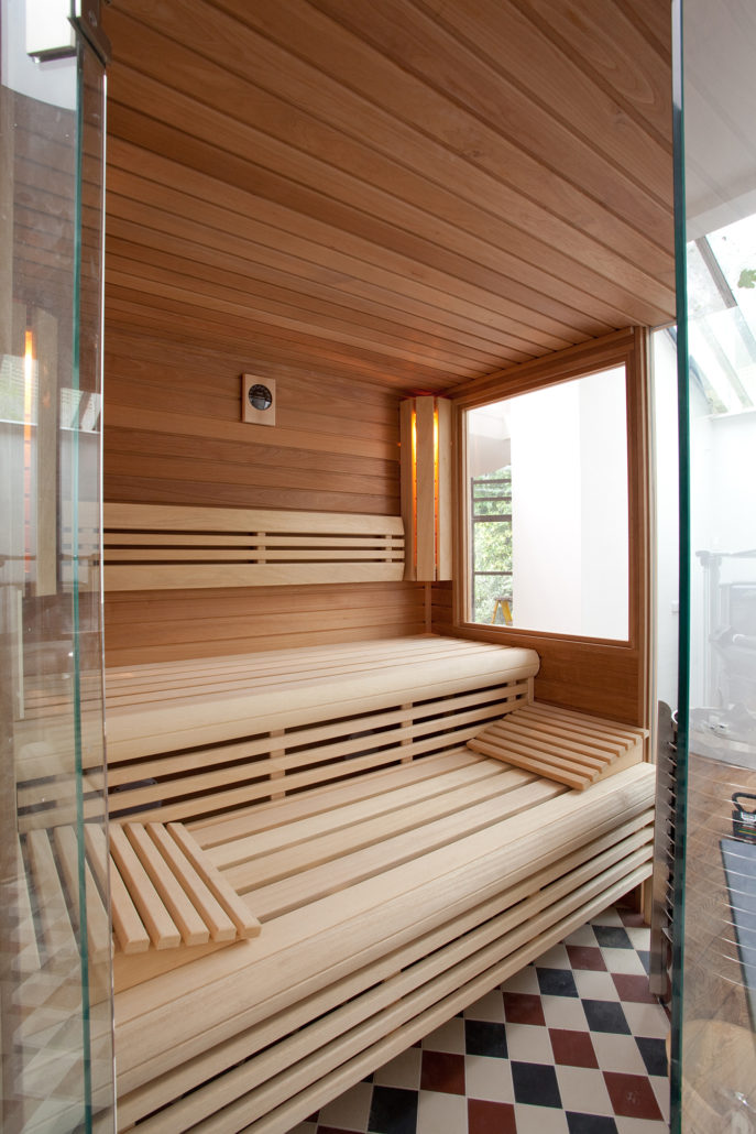 Wellness Bespoke Sauna Amp Steam Rooms Indesign Showroom