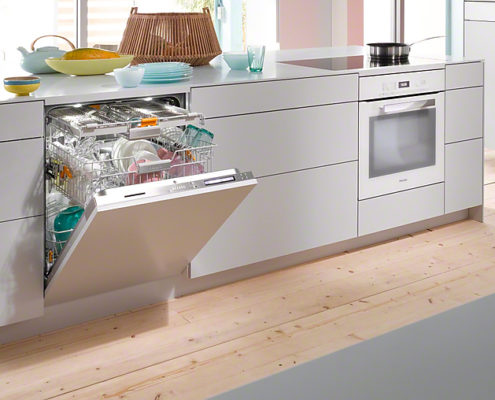 Miele Integrated Dishwasher