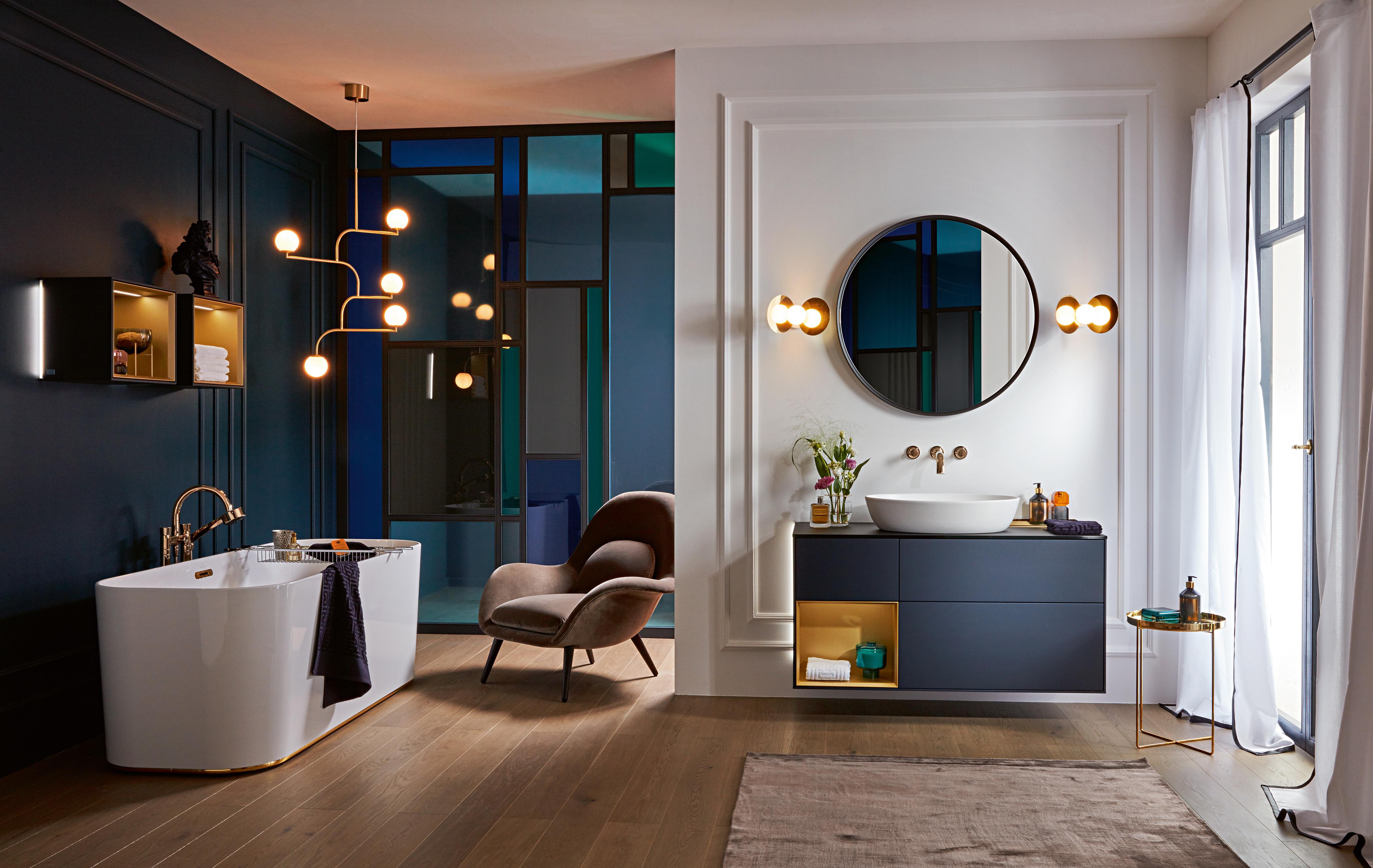1 - Finion - Freestanding Bath