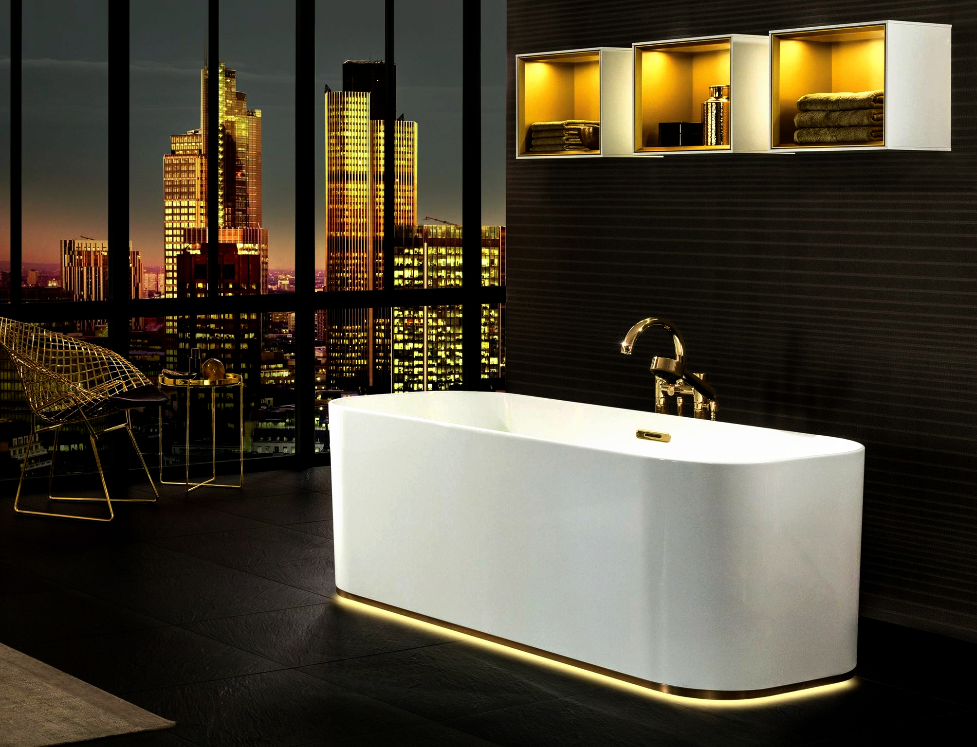 4 - Finion - Freestanding Bath