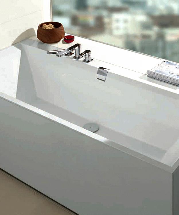 4 - Squaro Edge 12 - Rectangular Bath