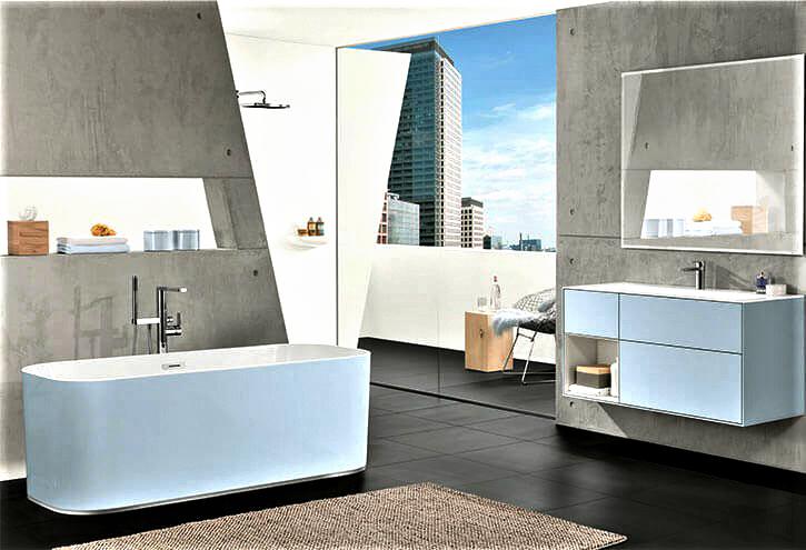 6 - Finion - Freestanding Bath