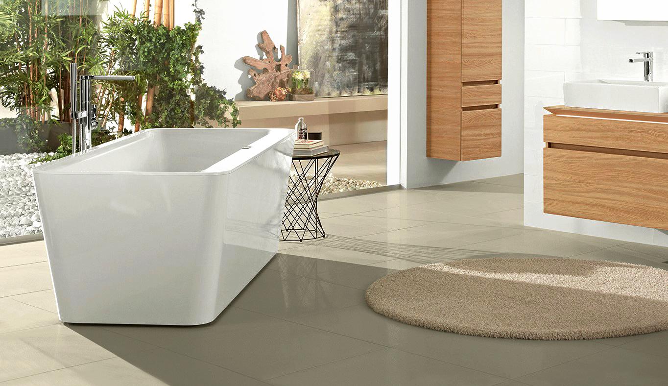 8 - Squaro Edge 12 - Rectangular Bath