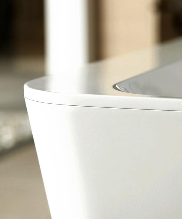 9 - Squaro Edge 12 - Rectangular Bath