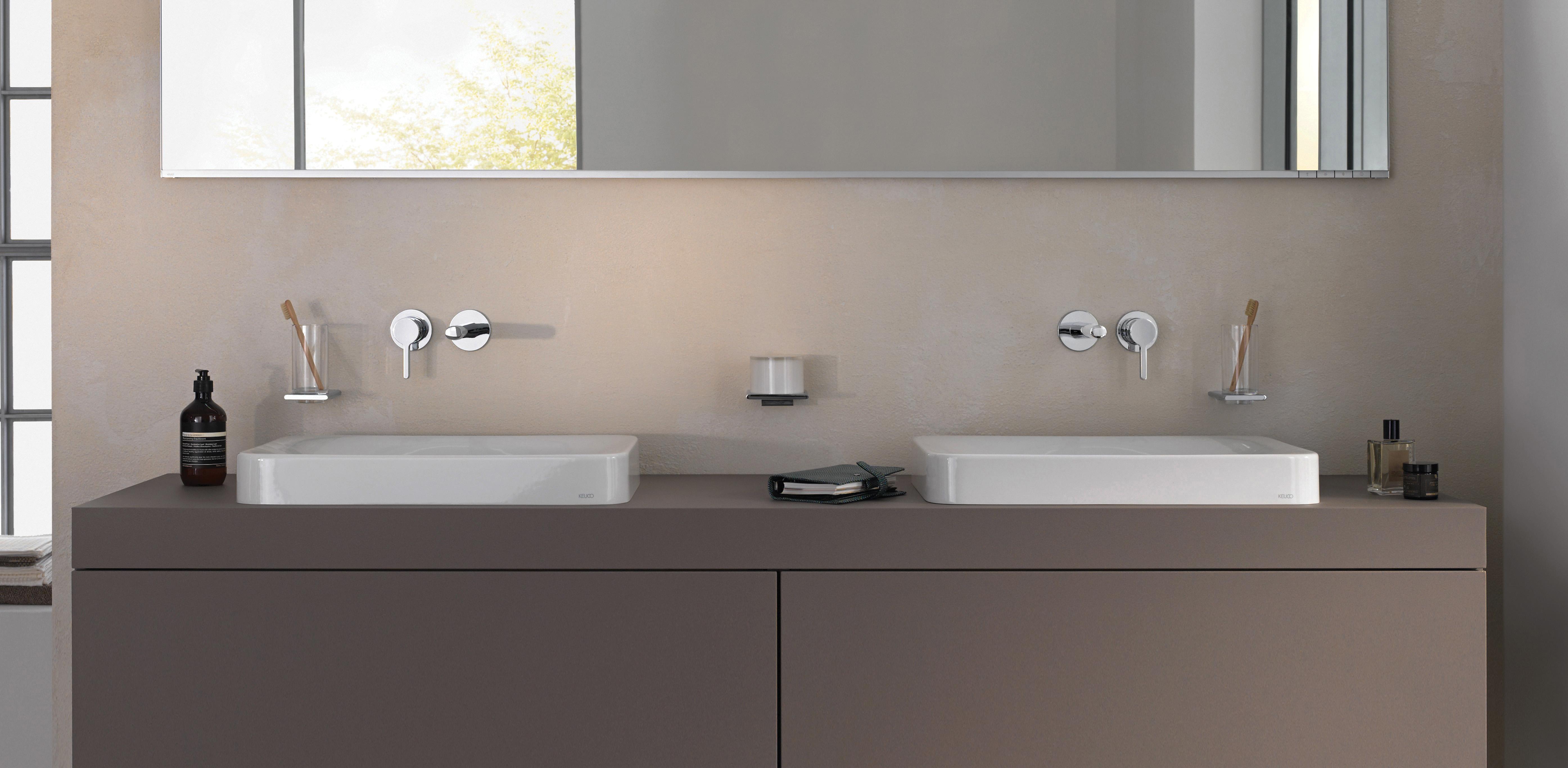 6 - Glass Holder, Soap Dispenser