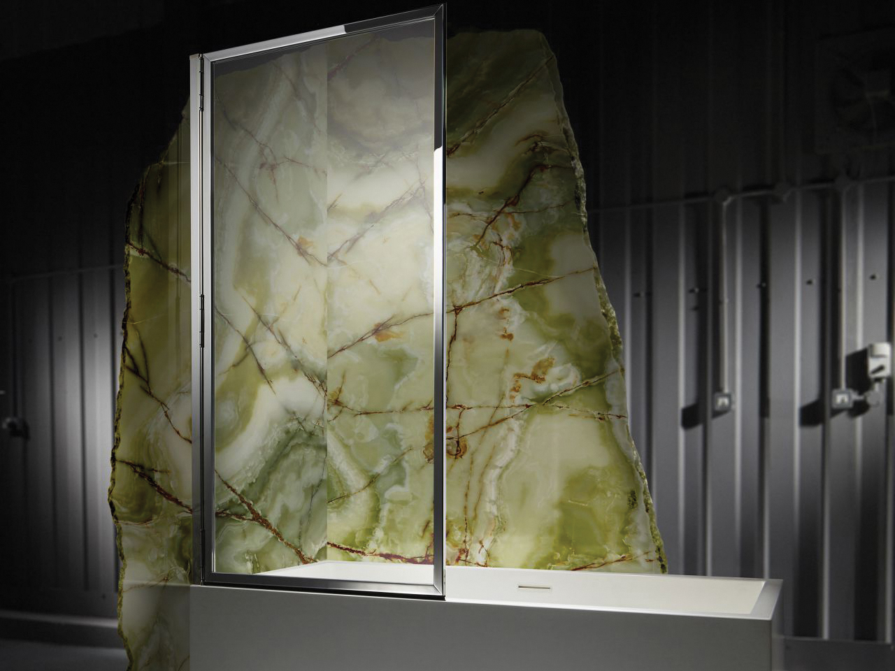 1 - Classica Single Bath Screen