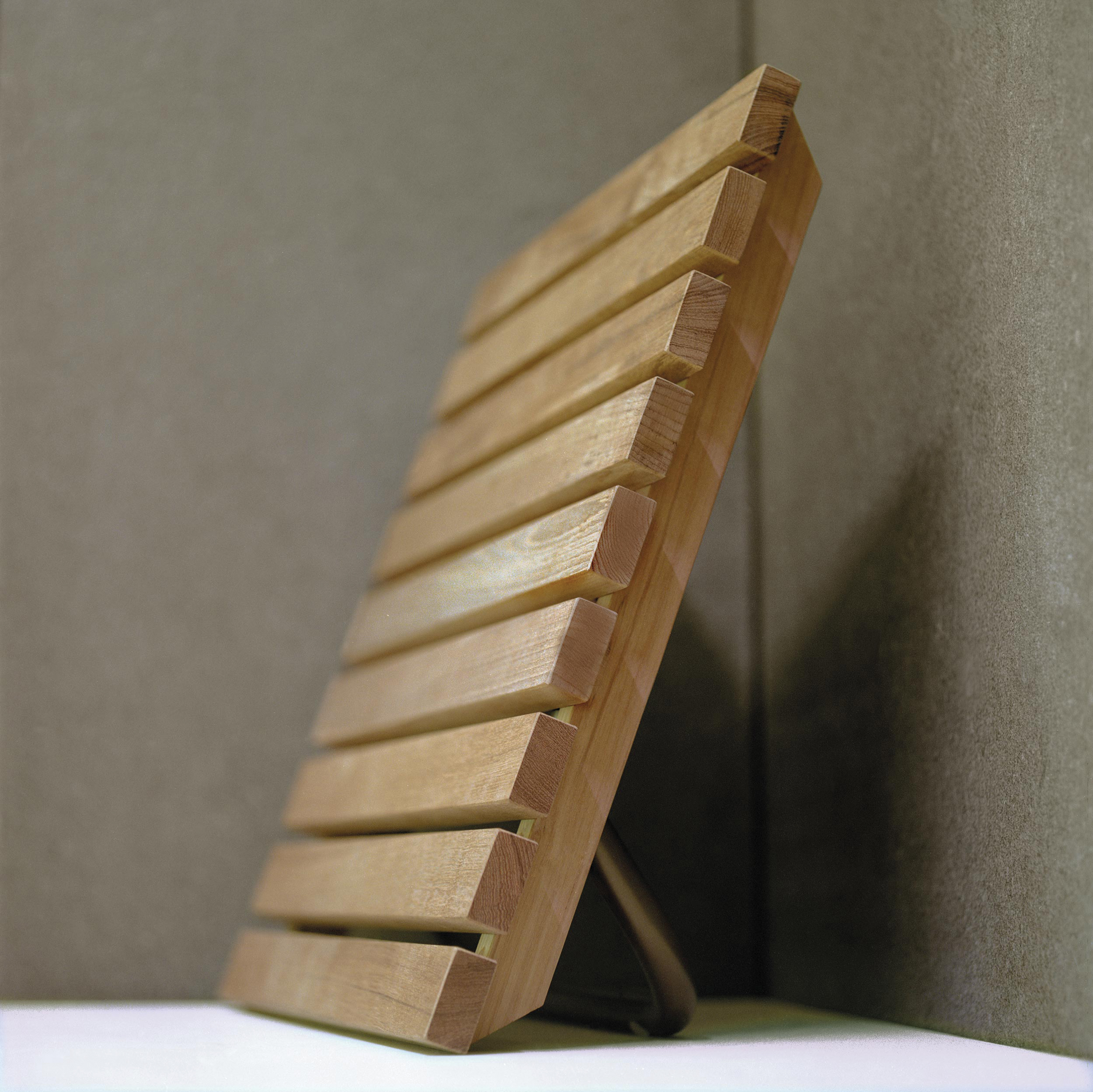 7 - Headrest Backrest In Teak