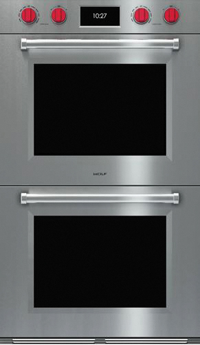 1 - BUILT-IN M SERIES PROFESSIONAL DOUBLE OVEN