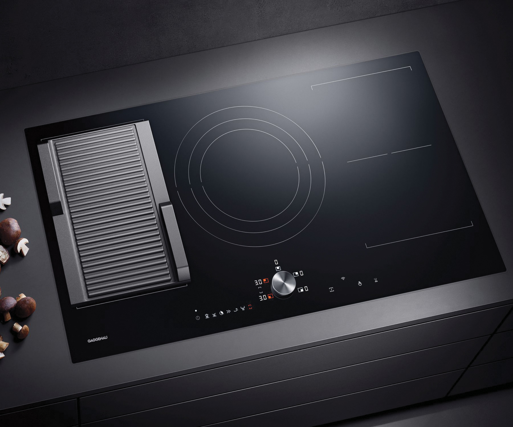 1 - Series 200 - Full Surface Induction