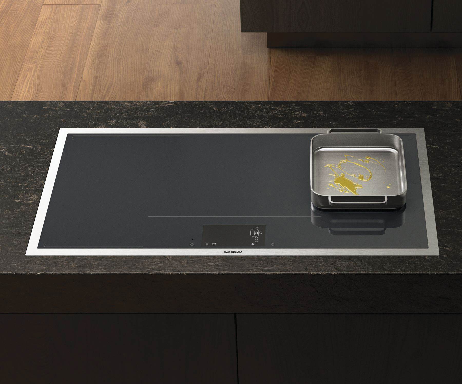 2 - Full Surface Induction - Series 400