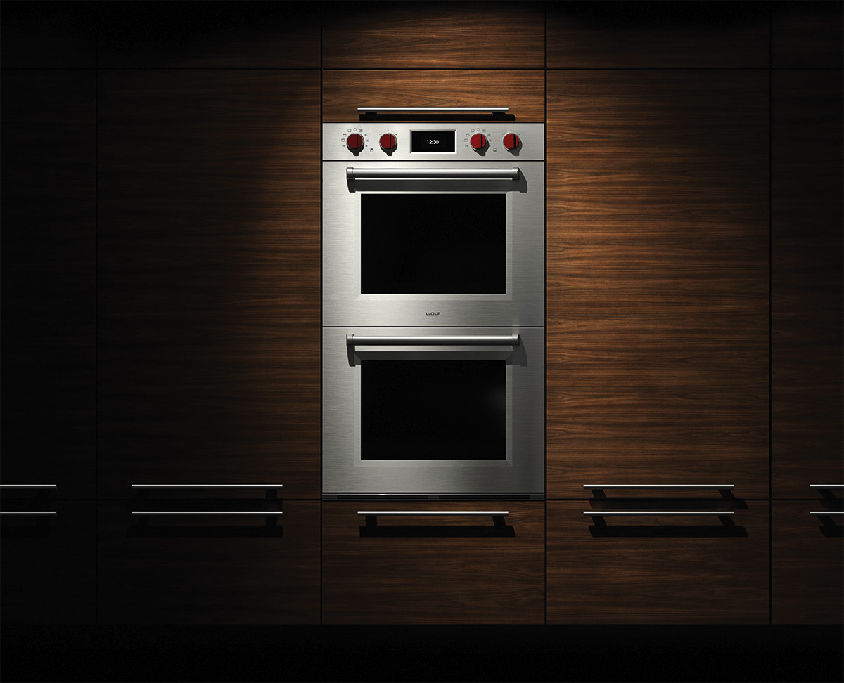 4 - BUILT-IN M SERIES PROFESSIONAL DOUBLE OVEN
