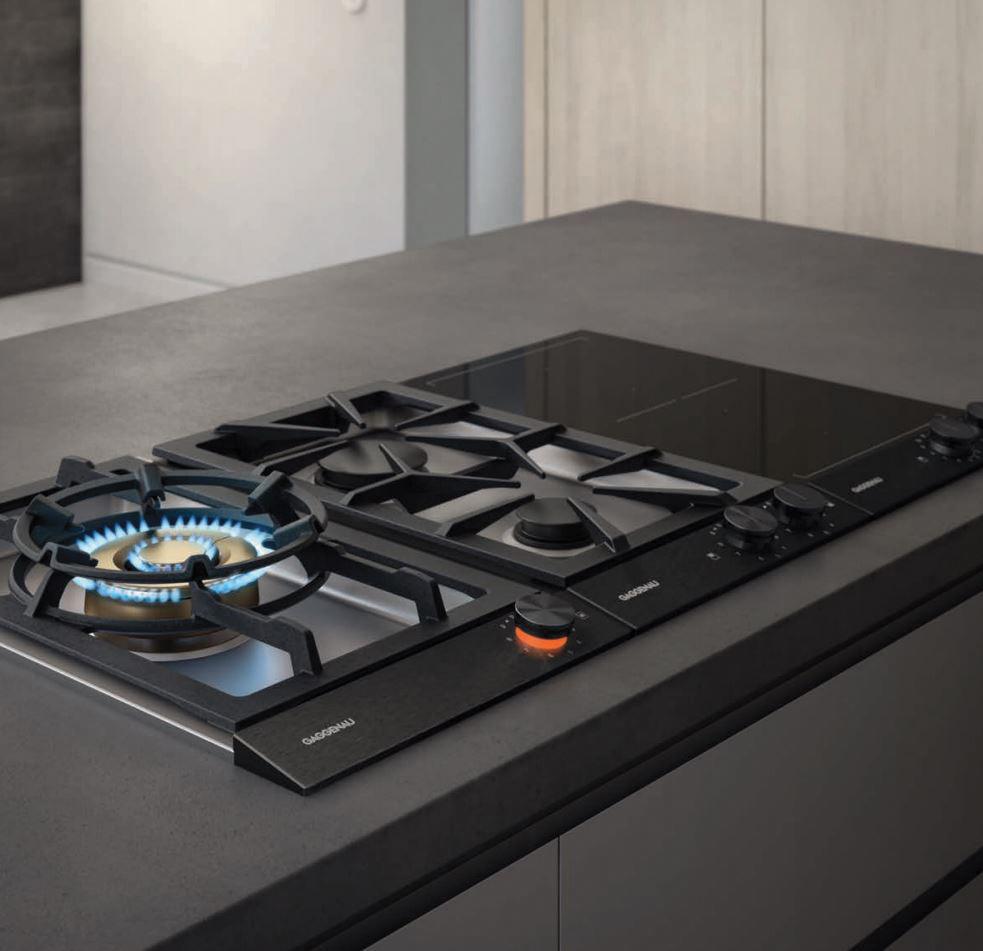 7 - Vario Cooktops - 200 Series