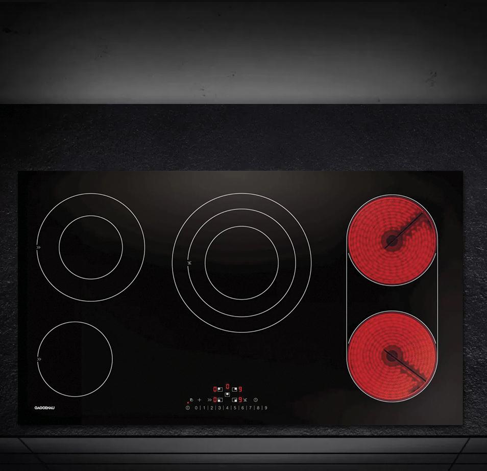 9 - Ceramic Cooktop - 200 Series