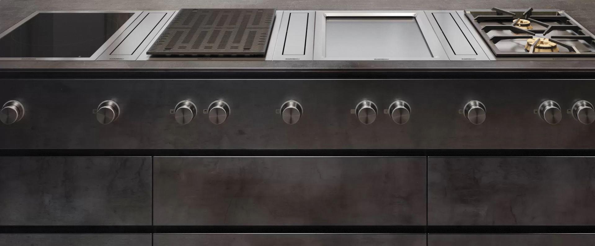 9 - Vario Cooktops - 400 Series