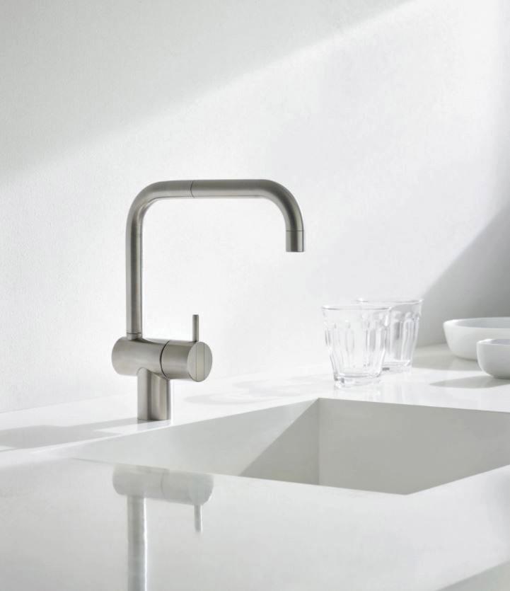 3 - KV1 One-handle mixer