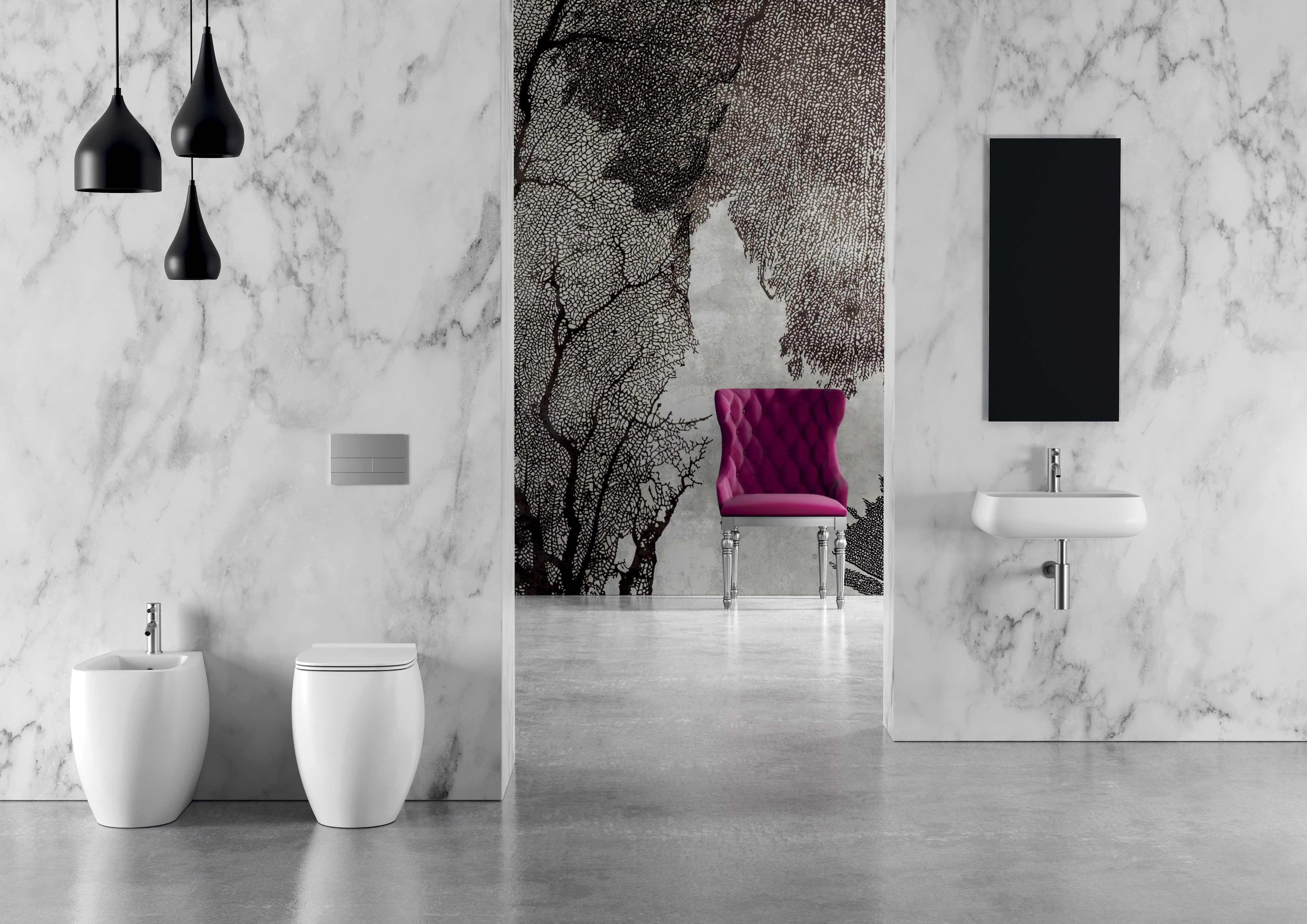 3 - Nur Washbasin 55 x 45cm