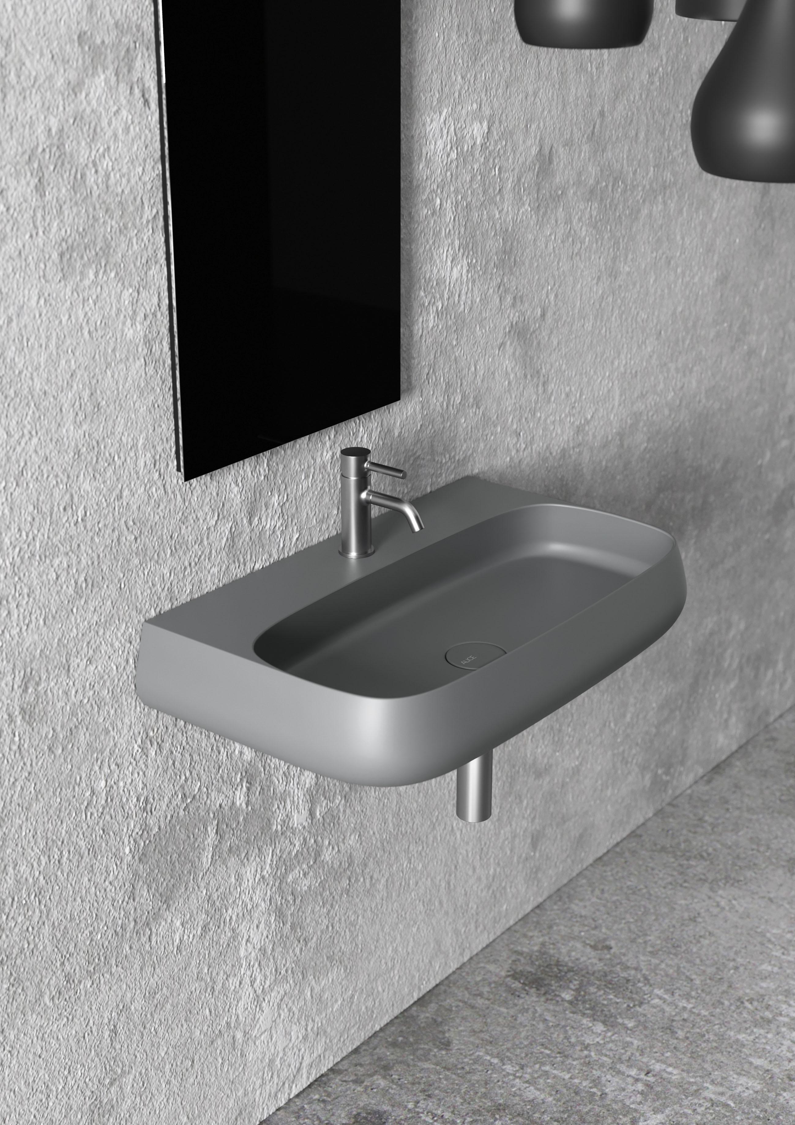 6 - Nur Washbasin 75 x 45cm