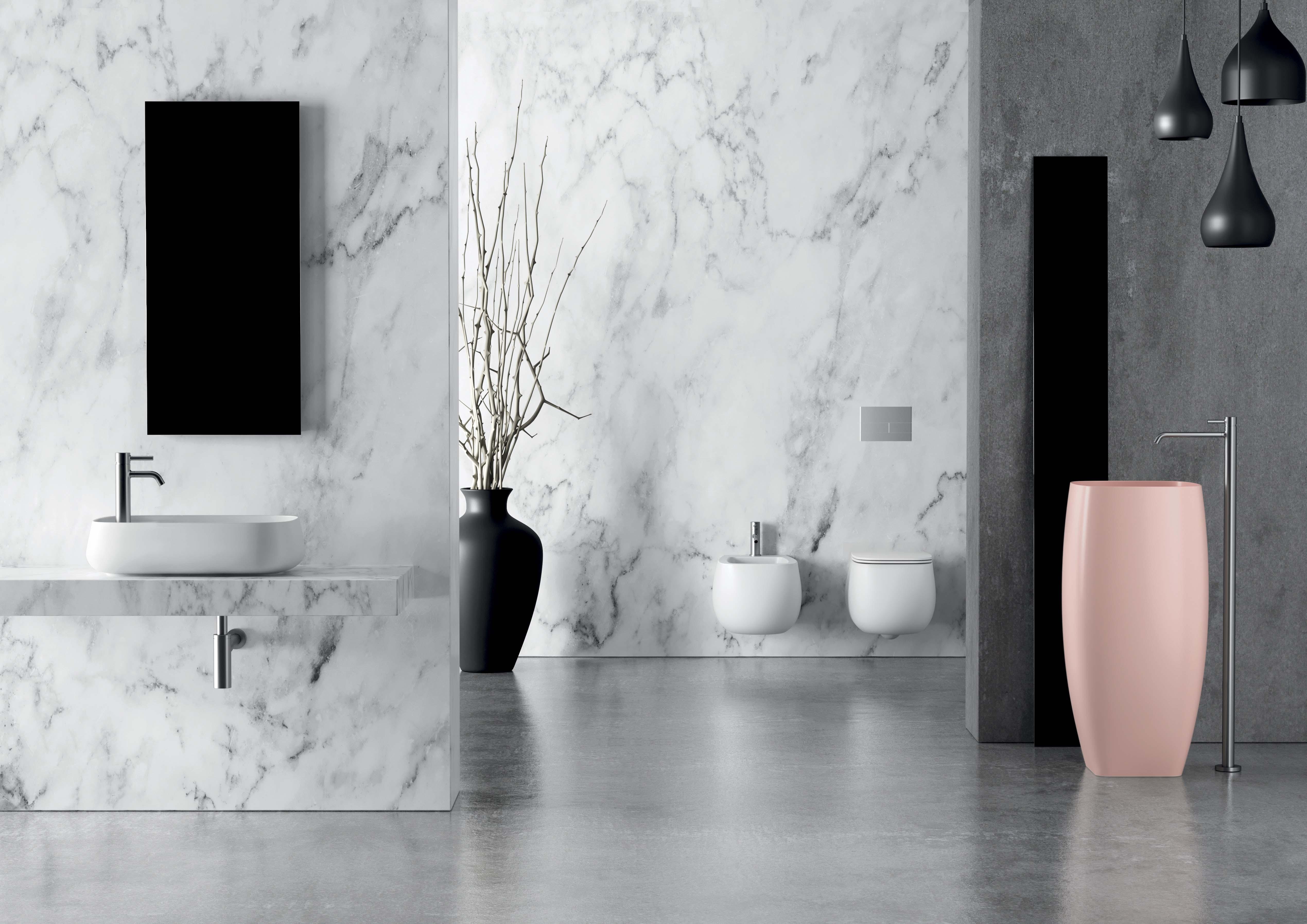 7 - Nur Washbasin Freestanding